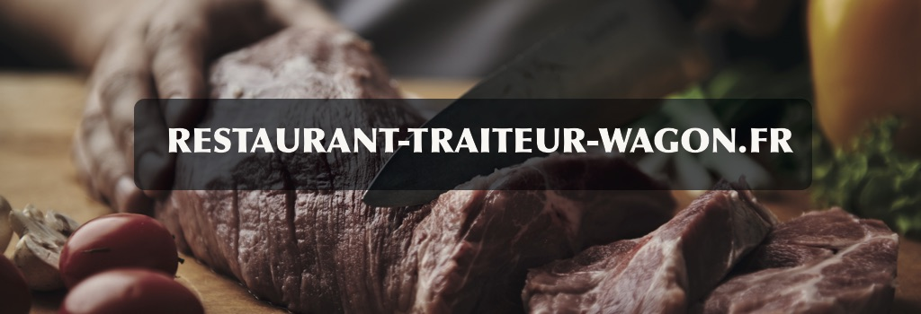 Restaurant traiteur wagon